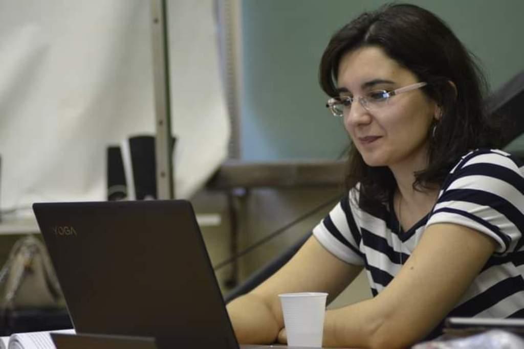 Fernanda Petrarca é professora de Ciências Sociais da UFS. Foto: Arquivo pessoal